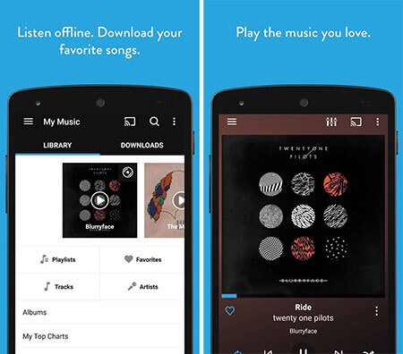 download music for android