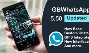Download GB WhatsApp Apk 5.50, Restore Backup, Get Themes