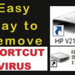 Quick and Easy Way to Remove Shortcut Virus from Laptop, Pendrive and USB Flash Drive