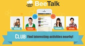 BeeTalk for PC, BeeTalk on PC (Windows XP/10/7),Mac