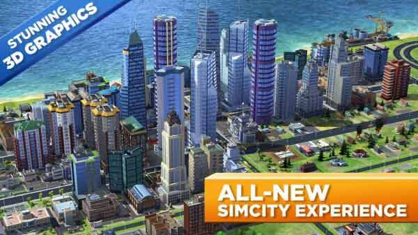 simcity buildit for pc game