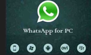 whatsapp for pc desktop