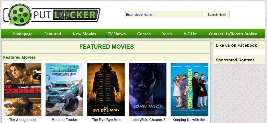 putlocker watch movies online without downloading