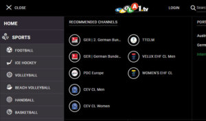 laola1 tv free sports streaming sites