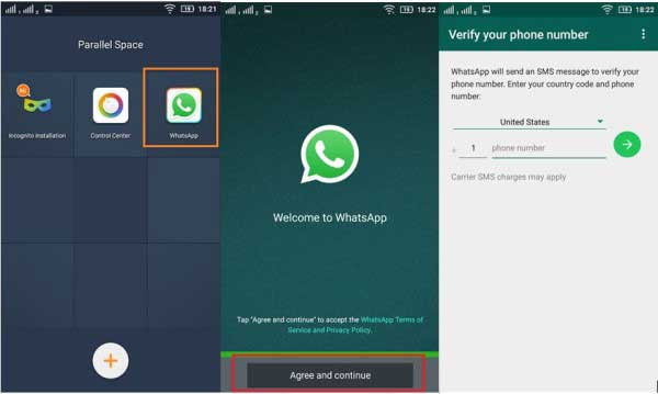 Parallel-Space-dual-whatsapp