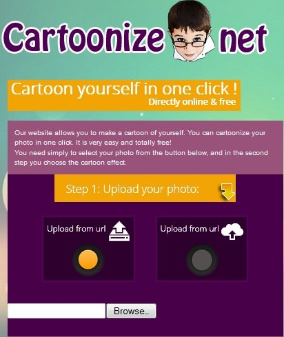 cartoon yourself with cartoonize