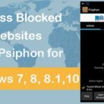 Psiphon for PC, Laptop on Windows 7, 8, 10