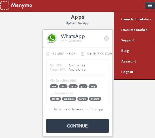 manymo-whatsapp whatsapp for pc without bluestacks