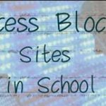 how to unblock a website at school