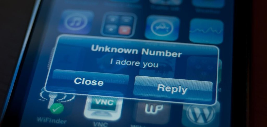 send anonymous text messages