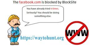 How to Block a Website in Windows 7, 8, 10/ Chrome