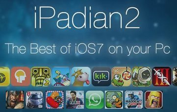 ipadian ios emulators for pc