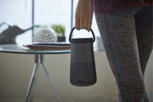 1. Bose SoundLink Revolve 360 Bluetooth Speaker Review