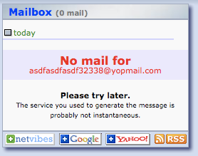 Yopmail – How to create a Free Disposable Email Address