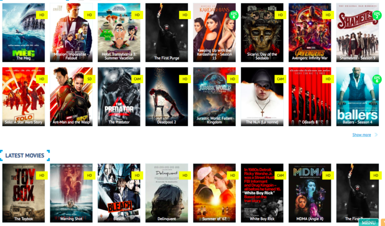 1Movies Proxy | List of 1Movies Official Mirror Sites to Unblock 1Movies.tv