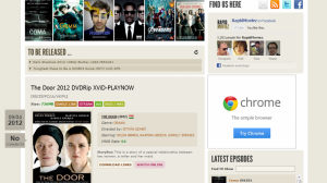 RapidMoviez proxy, unblock access