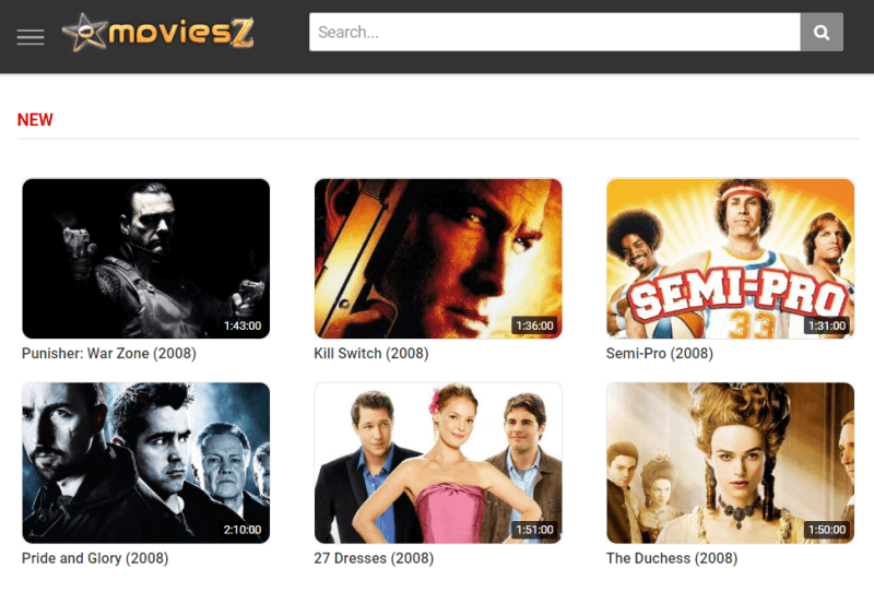 Moviesz Proxy and Official Mirror Sites to Unblock Moviesz.se