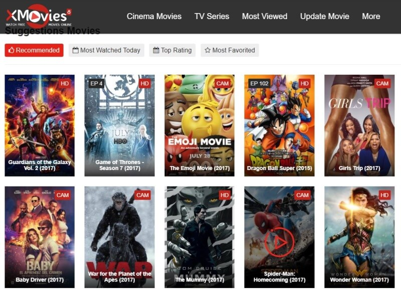 Xmovies8 Proxy | List of XMovies8 Official Mirror Sites to Unblock XMovies8.to