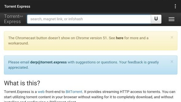 Torrent Express Proxy and Mirror Sites to Unblock Torrent