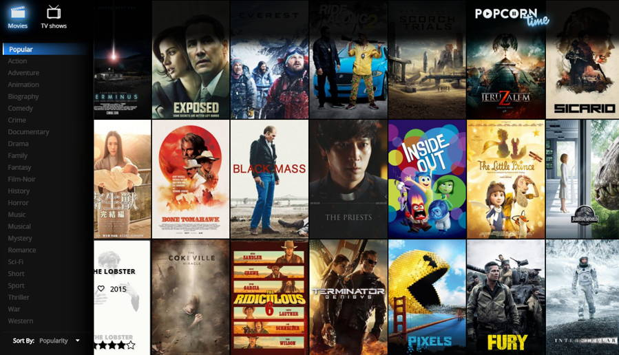 Popcorn Time Proxy | List of Unblocked Popcorn Time Mirror Sites