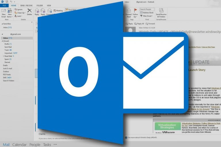 How to Recover Outlook .pst and .ost Files Using Recovery Tool Box