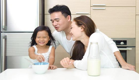 Simple ways for women to make family happier