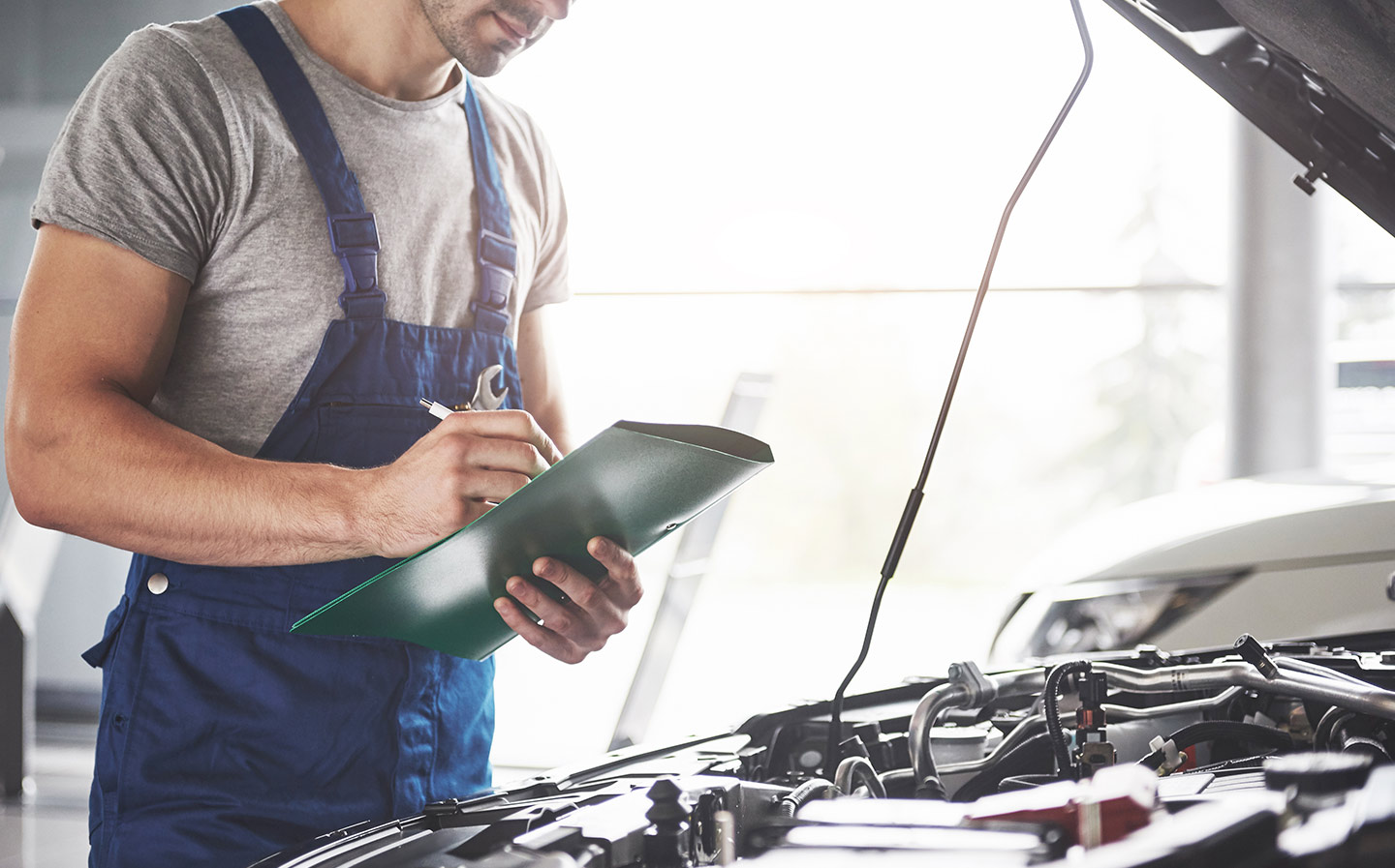 Is it time to handle another MOT test already?