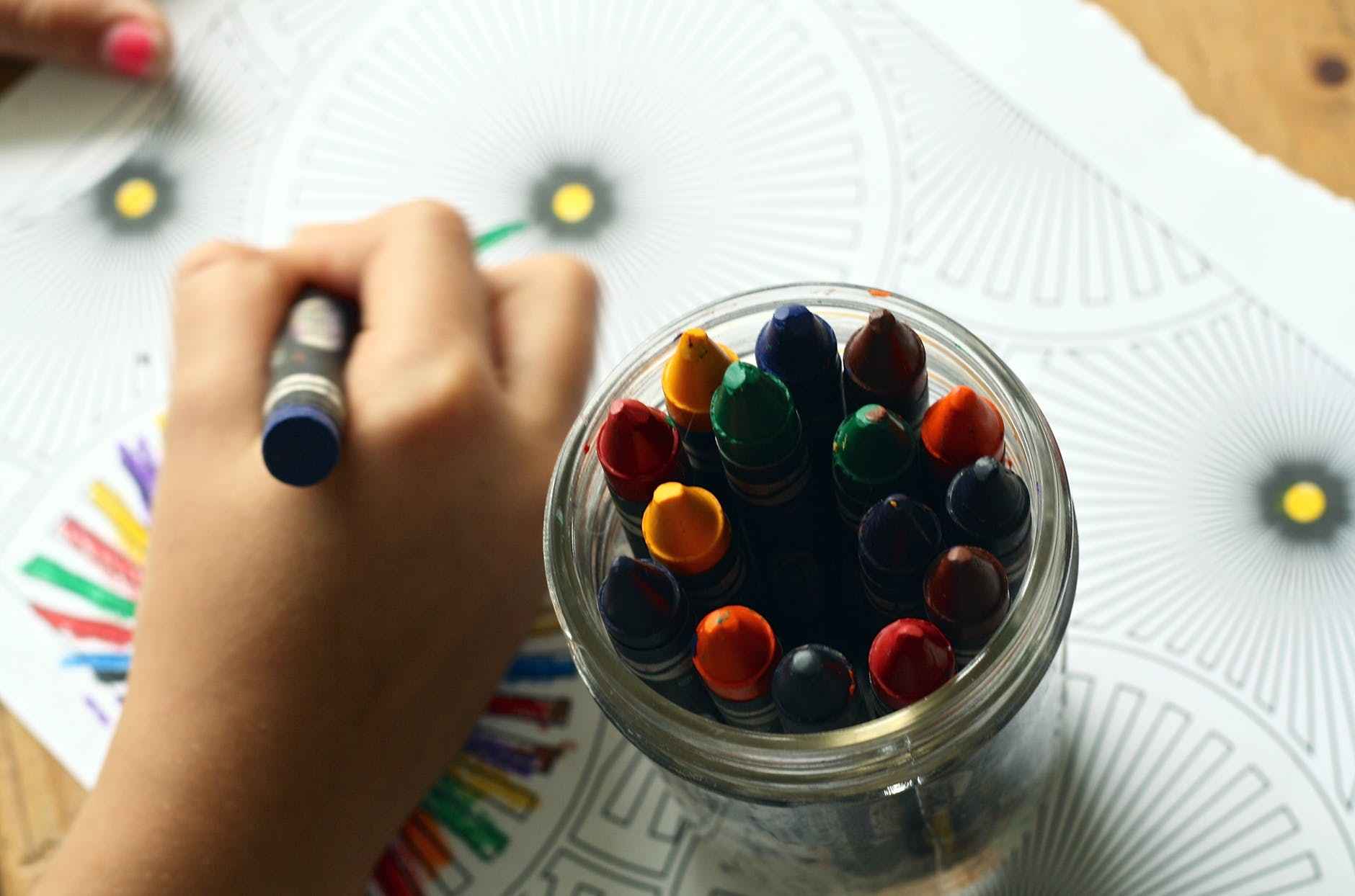 4 Benefits of Art and Craft in Children