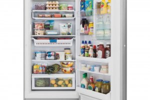 top 3 upright freezers