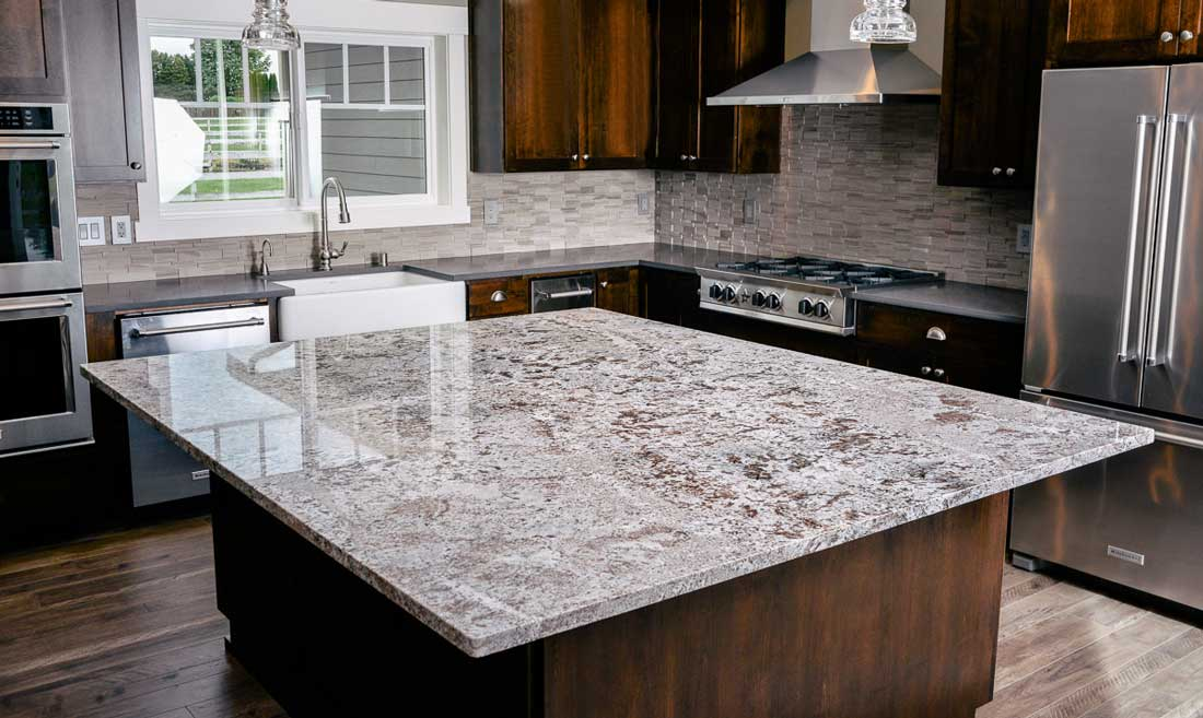 Redefining your home décor with premium granite countertops