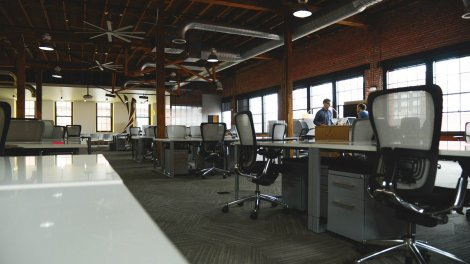 revamp office space