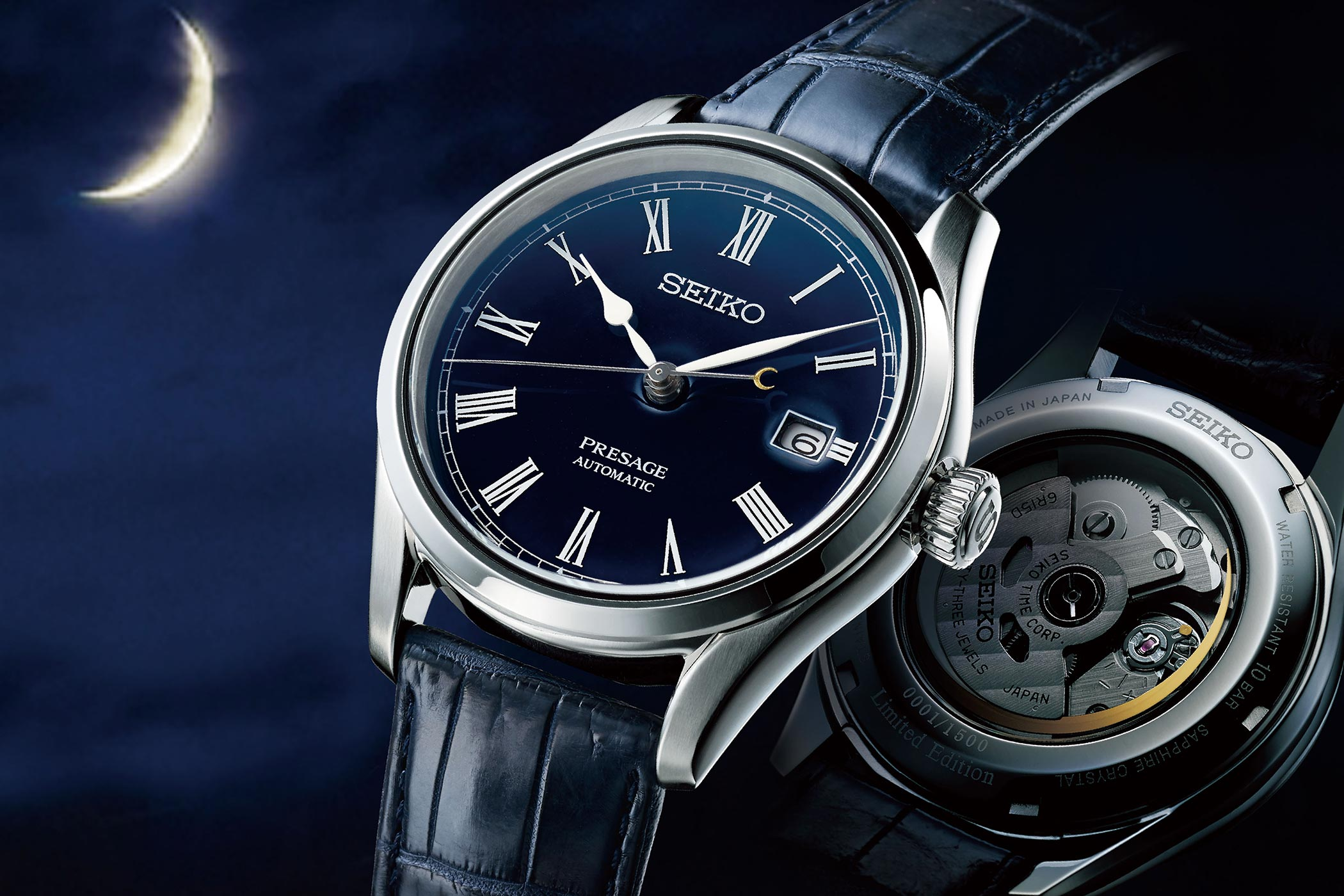 Your father would love the Seiko Presage timepiece – Here are a few reasons why