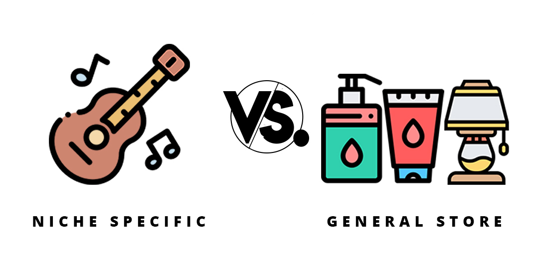 Dropshipping Business 101: Niche vs. General Store, Which One is Better?