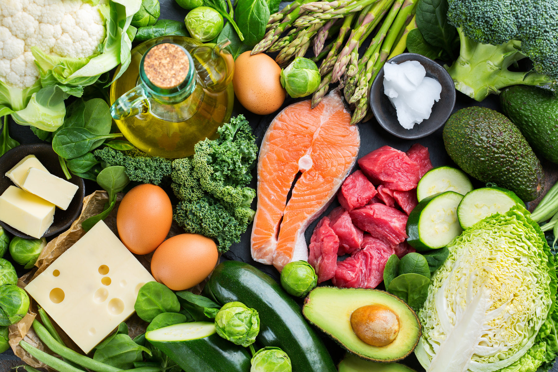 7 Benefits of Keto Diet for Women's Health