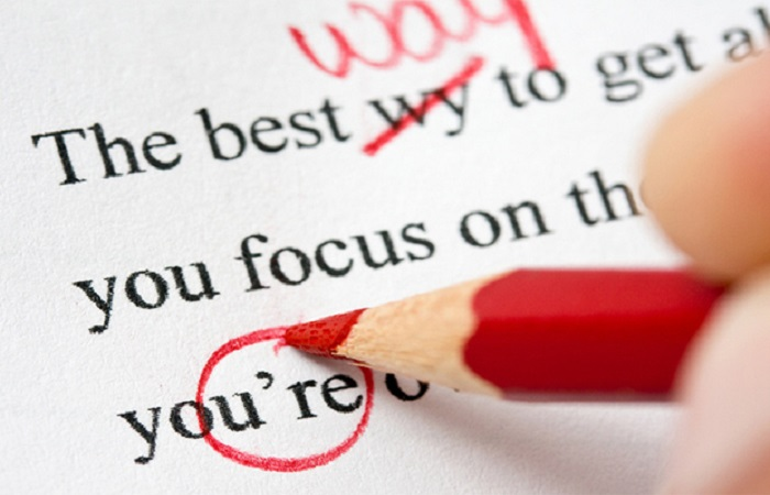How can a proofreading expert help you improve your writing skills?