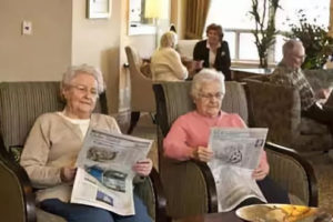 retirement homes